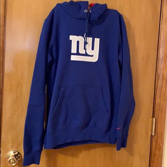 ny giants sweatshirt women's